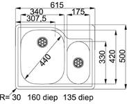 Franke CNX 260 Turbo plug