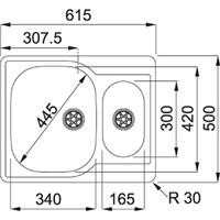 Franke CPX 260 Turbo Plug