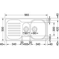 Franke CPX 251 Turbo Plug